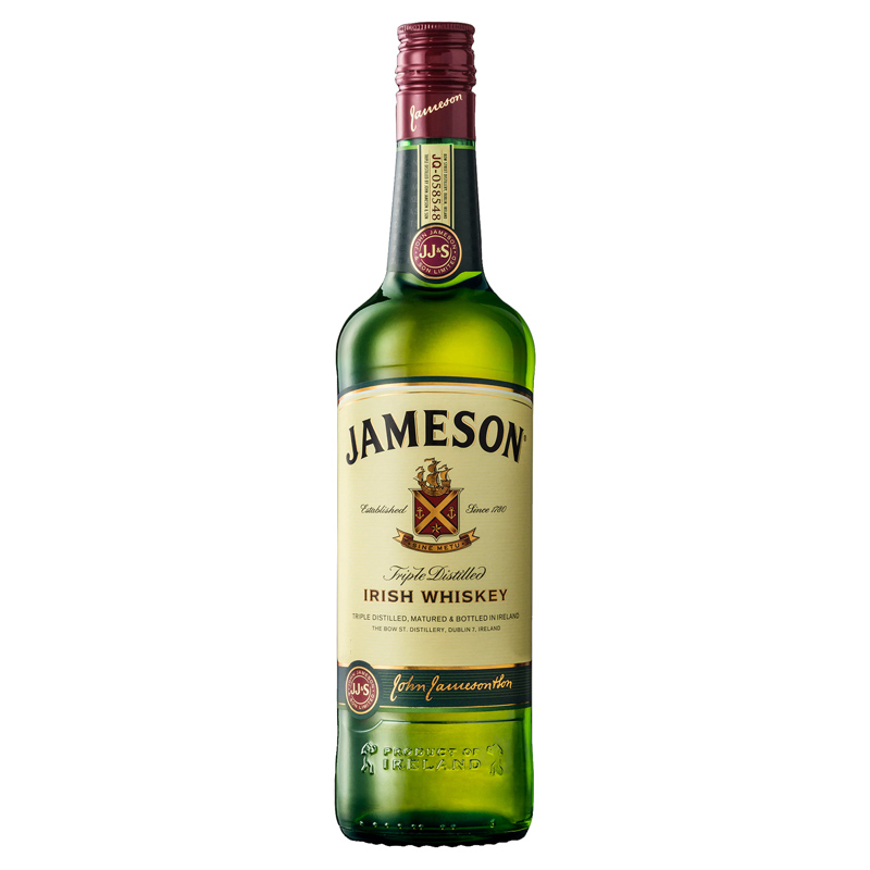 Jameson's Irish Whiskey
