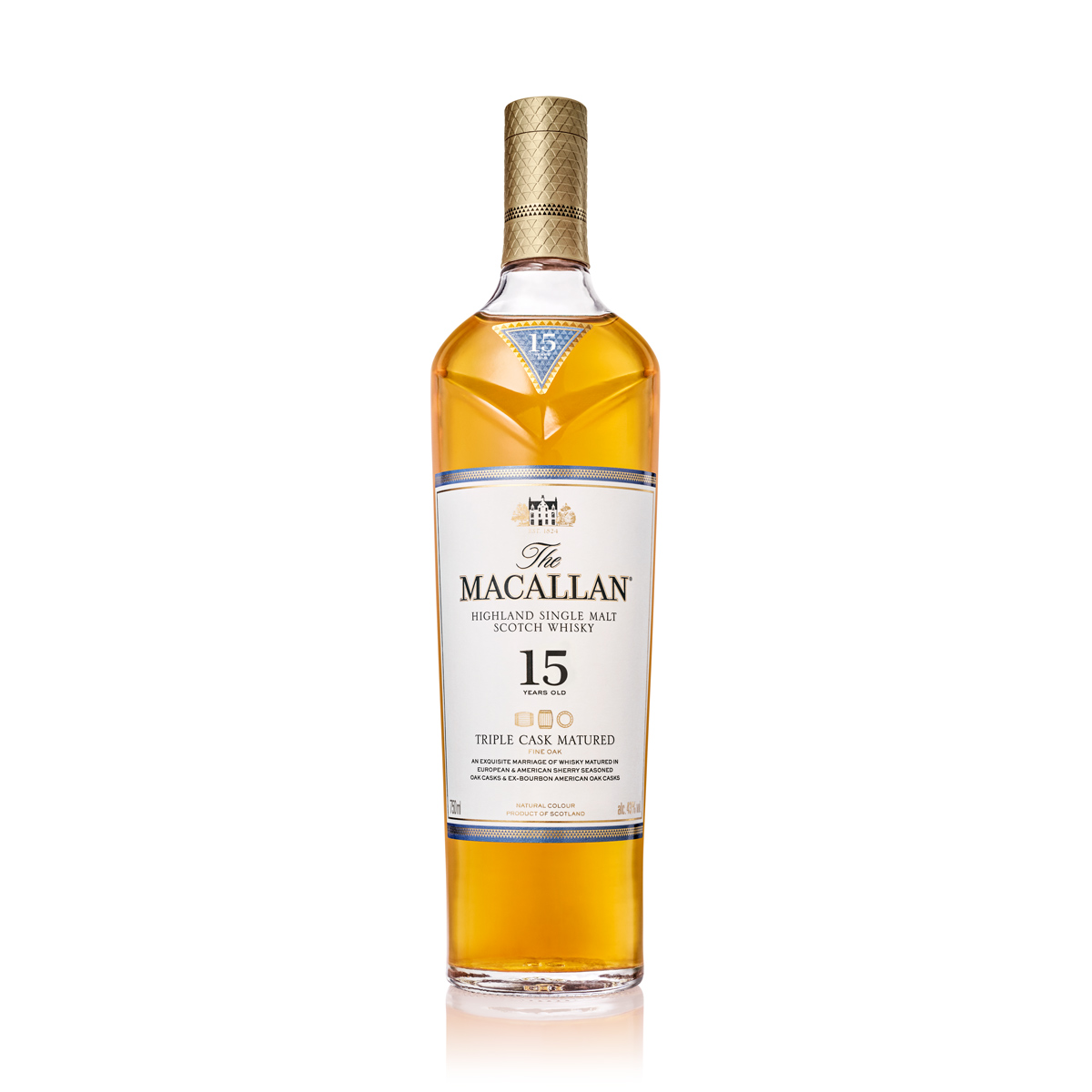 Macallan Fine Oak 15