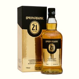 Springbank 21