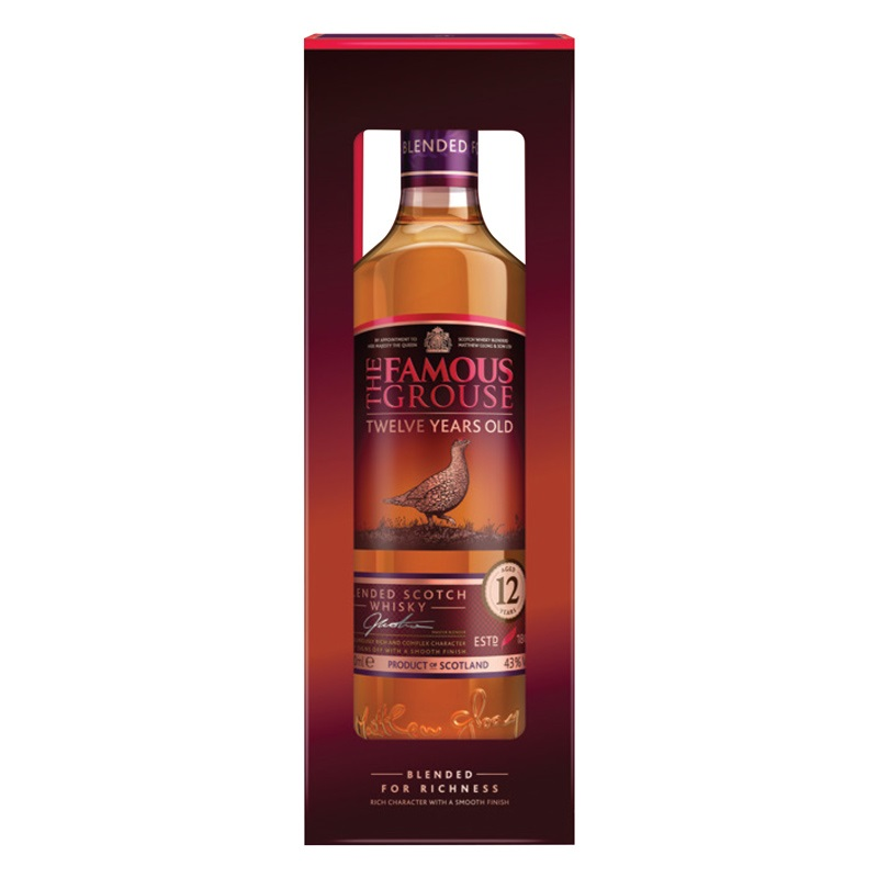 Famous Grouse 12