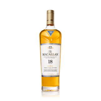 Macallan Triple Cask 18