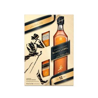 Johnnie Walker Black Gift Pack