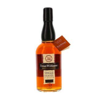 Evan Williams 2010 Single Barrel Bourbon
