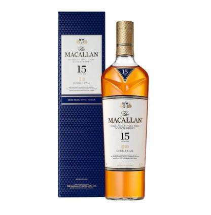 Macallan Double Cask 15