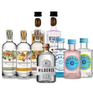 Mini gins