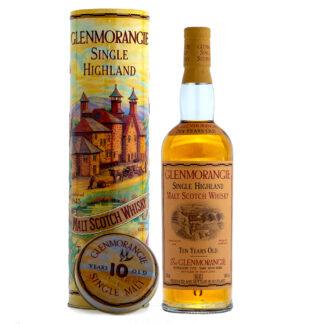Glenmorangie Distillery Tin